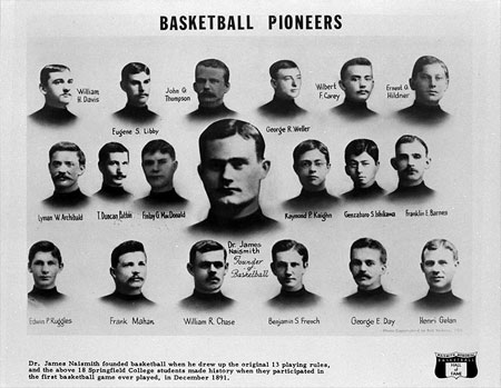 Bball Pioneers